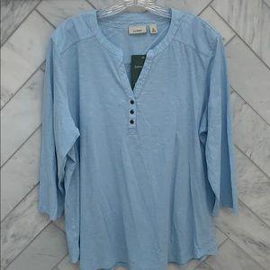NWT LL Bean shirt